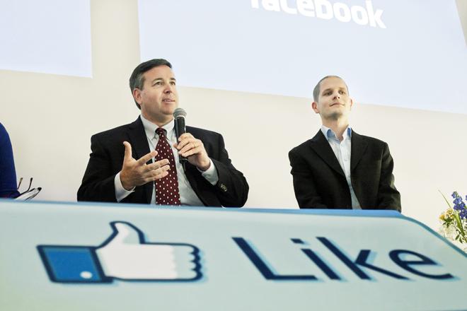 Γιατί δεν θα δούμε ποτέ Dislike button στο Facebook