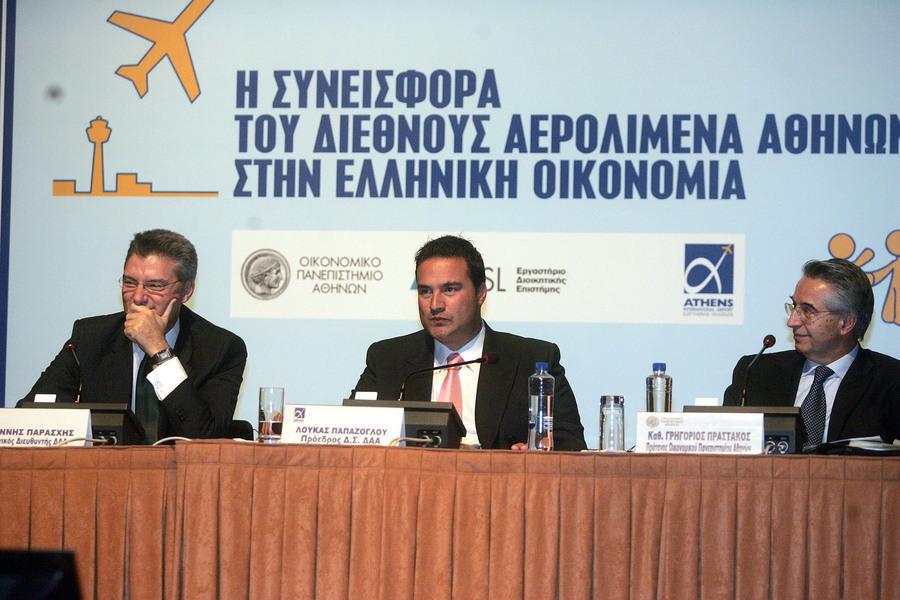 «Οι αεροπορικές εταιρείες επενδύουν στην αγορά της Αθήνας»