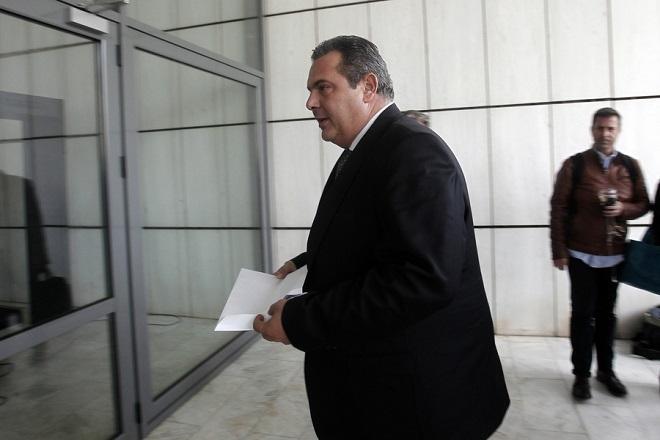 Καμμένος στον εισαγγελέα: Να ανοίξουν οι λογαριασμοί όλων των βουλευτών