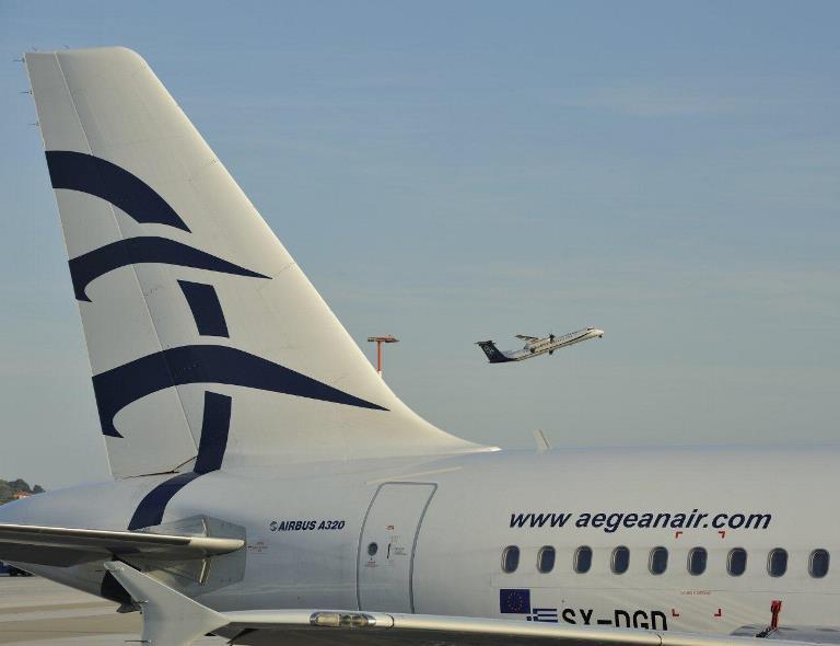 Η AEGEAN προσφέρει 500.000 εισιτήρια από 24 ευρώ