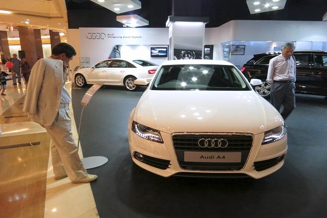 850.000 οχήματα ανακαλεί η Audi