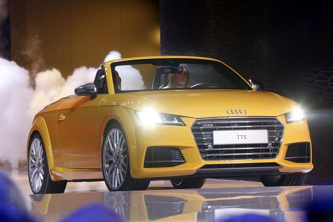 Τα νέα Audi θα «μιλάνε» με τα φανάρια