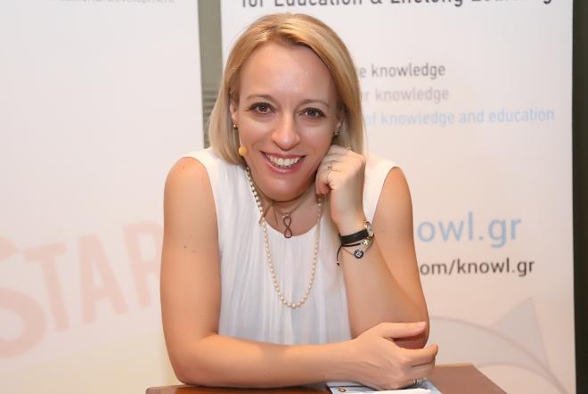 Ποια είναι η Ελληνίδα Πρέσβειρα της Γυναικείας Επιχειρηματικότητας