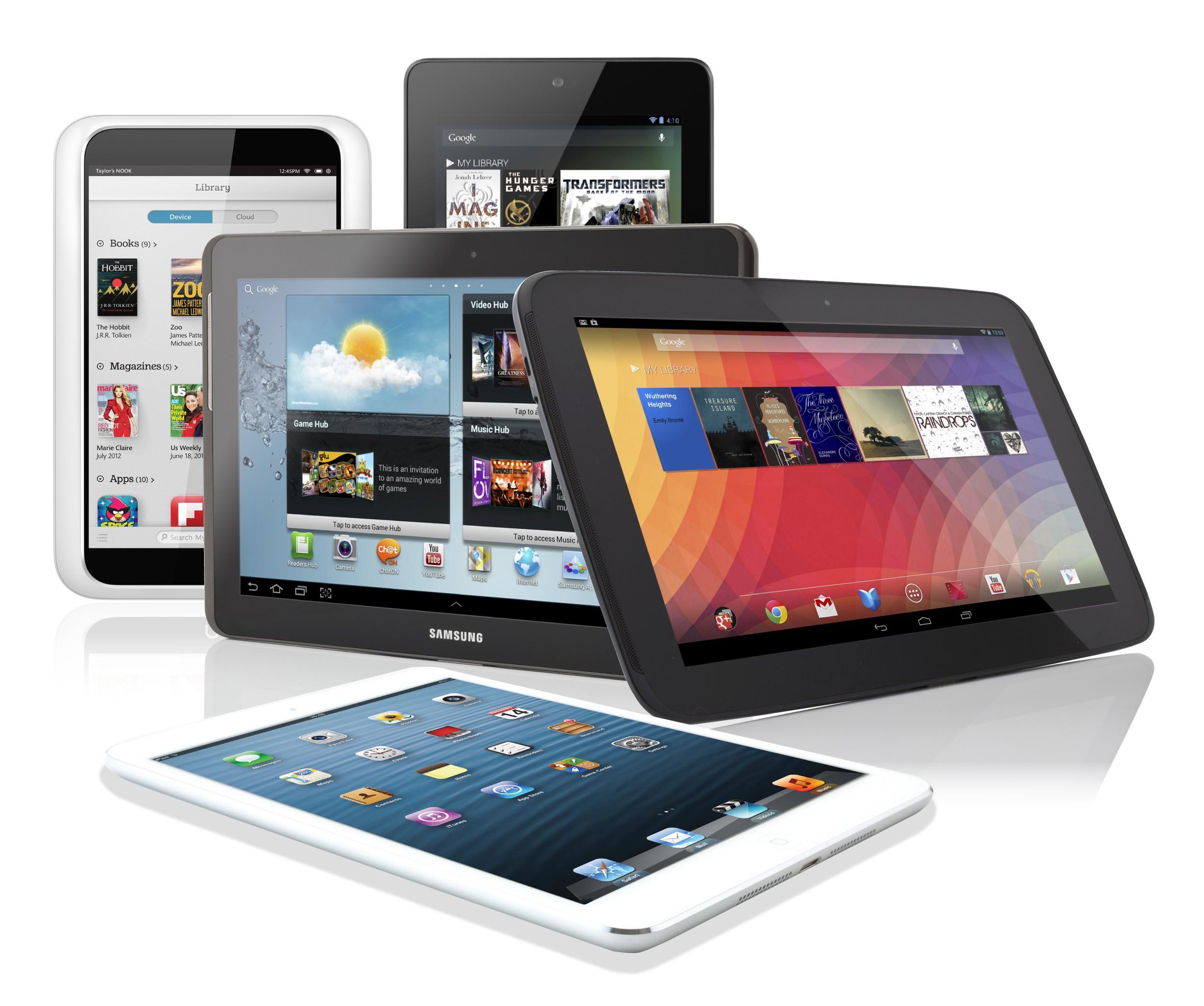 «Ξόφλησε» τόσο γρήγορα η παγκόσμια αγορά των tablet;
