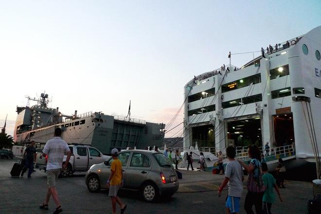 Αλλάζει όψη το λιμάνι της Σούδας