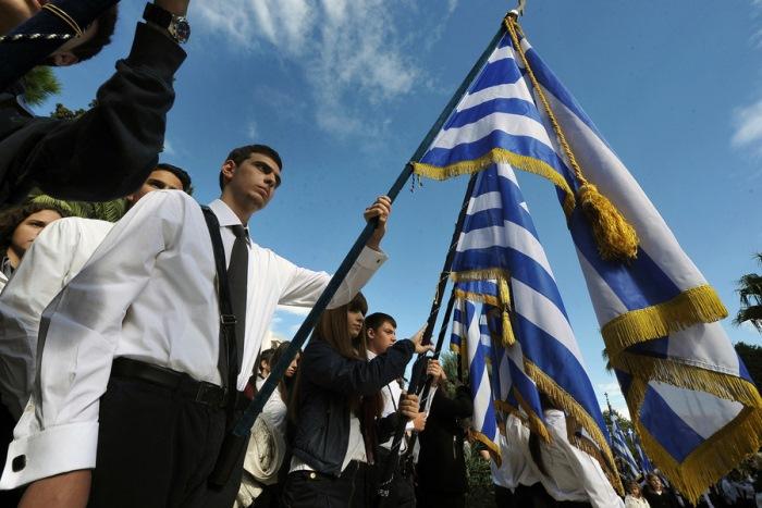 Τα μηνύματα ΣΥΡΙΖΑ, ΑΝΕΛ ΔΗΜΑΡ για την επέτειο της 28ης Οκτωβρίου