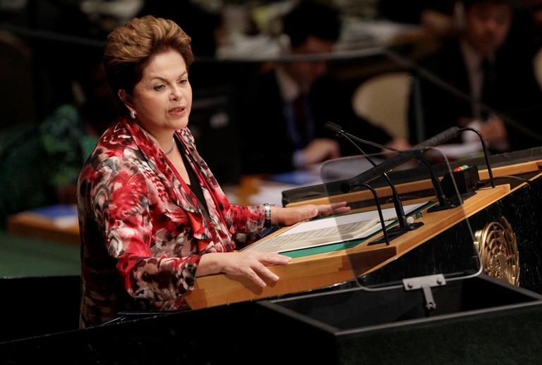 Η «σιδηρά κυρία» της Βραζιλίας