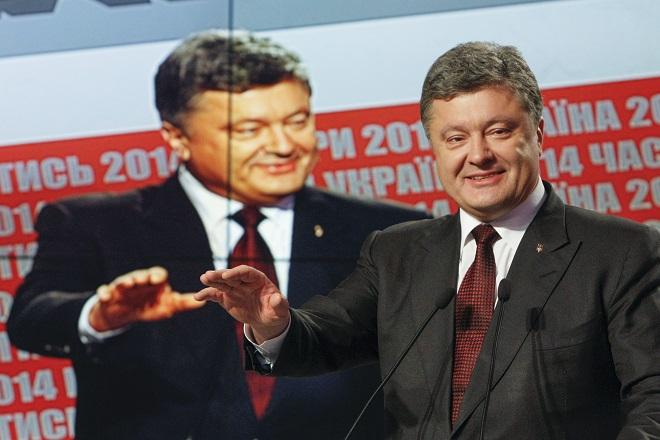 Νίκη του «ειρηνευτικού σχεδίου» έδειξαν οι κάλπες στην Ουκρανία