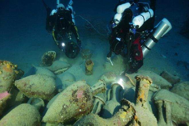 Αρχαίο ελληνικό ναυάγιο εντοπίστηκε ανοιχτά της Σικελίας