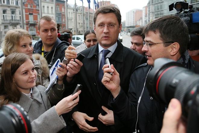 Μόσχα και Κίεβο βρίσκονται κοντά σε συμφωνία για το φυσικό αέριο
