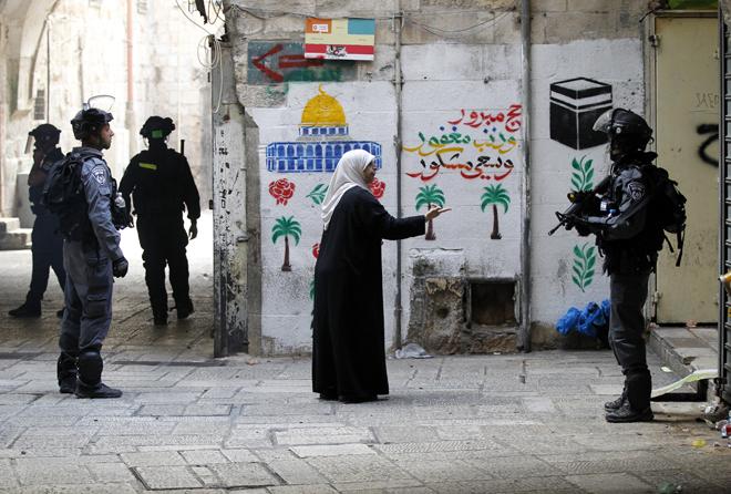 Οι ισραηλινές αρχές ανοίγουν και πάλι την Πλατεία των Τεμενών