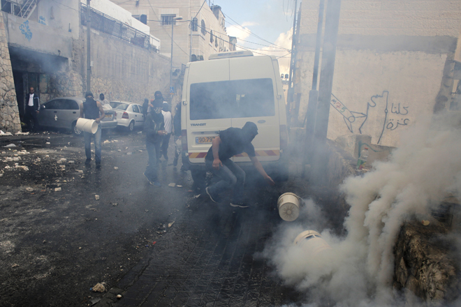 Νέες ταραχές στην Ιερουσαλήμ