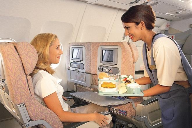 Emirates: Διακρίθηκε για την κουζίνα της!
