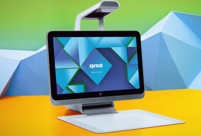 Το νέο φουτουριστικό PC της HP φέρνει το φυσικό κόσμο στην οθόνη