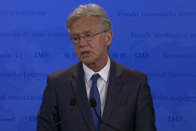 ΔΝΤ: Η Ελλάδα θα αποφασίσει για την προληπτική γραμμή πίστωσης