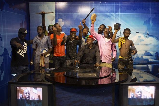 Βυθισμένη στο χάος η Μπουρκίνα Φάσο
