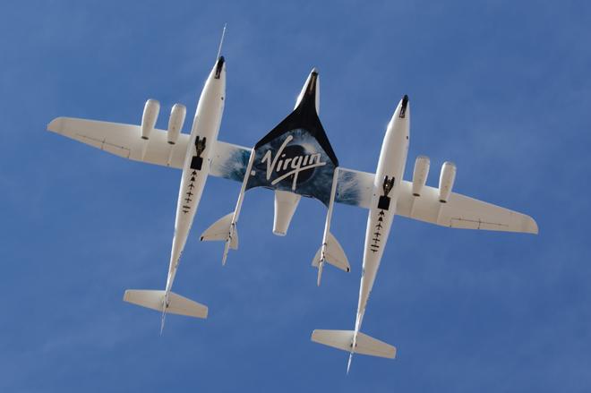 Συνετρίβη ιδιωτικό διαστημικό σκάφος της Virgin Galactic
