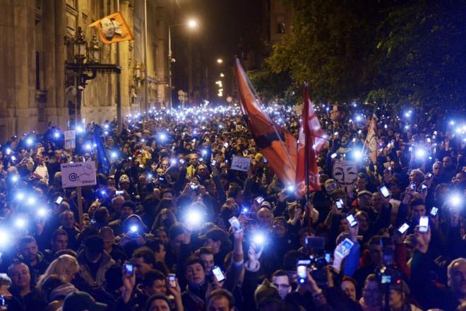 Ουγγαρία: Αποσύρεται ο «φόρος internet»