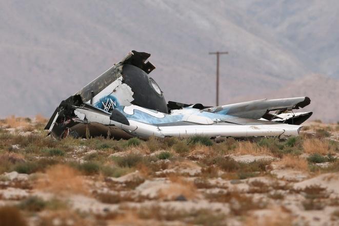Ένας νεκρός από συντριβή αεροσκάφους της Virgin Galactic