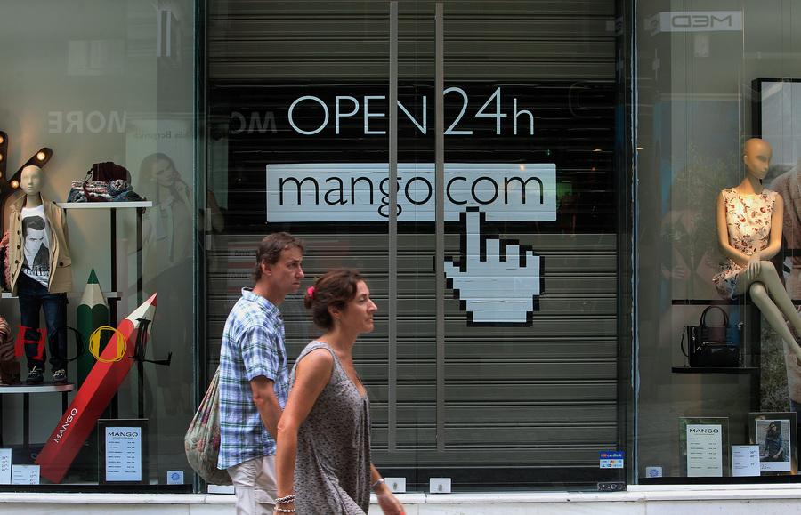 Ανοιχτά καταστήματα με αντιδράσεις
