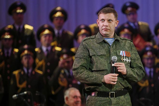 «Πρόεδρος» εκλέγεται σύμφωνα με exit poll ο ηγέτης των Ουκρανών φιλορώσων