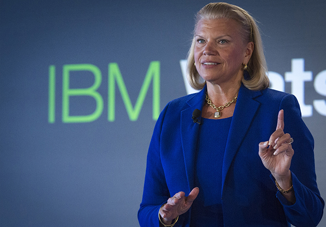 Αποχωρεί η CEO της ΙΒΜ- Ποιος θα την αντικαταστήσει