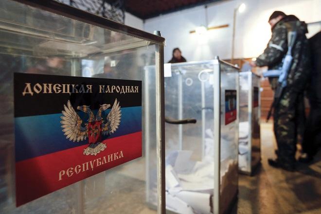 Η Ρωσία αναγνωρίζει τις «προεδρικές» εκλογές στην ανατολική Ουκρανία
