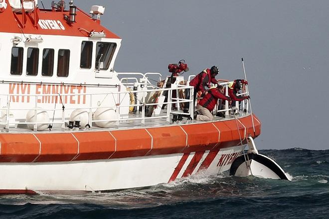 Ναυάγιο με 24 νεκρούς μετανάστες στον Βόσπορο