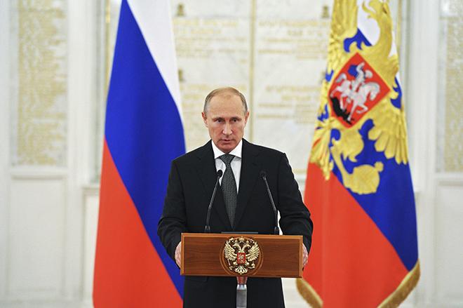 Ο Πούτιν παραμένει ο ισχυρότερος άνθρωπος του πλανήτη