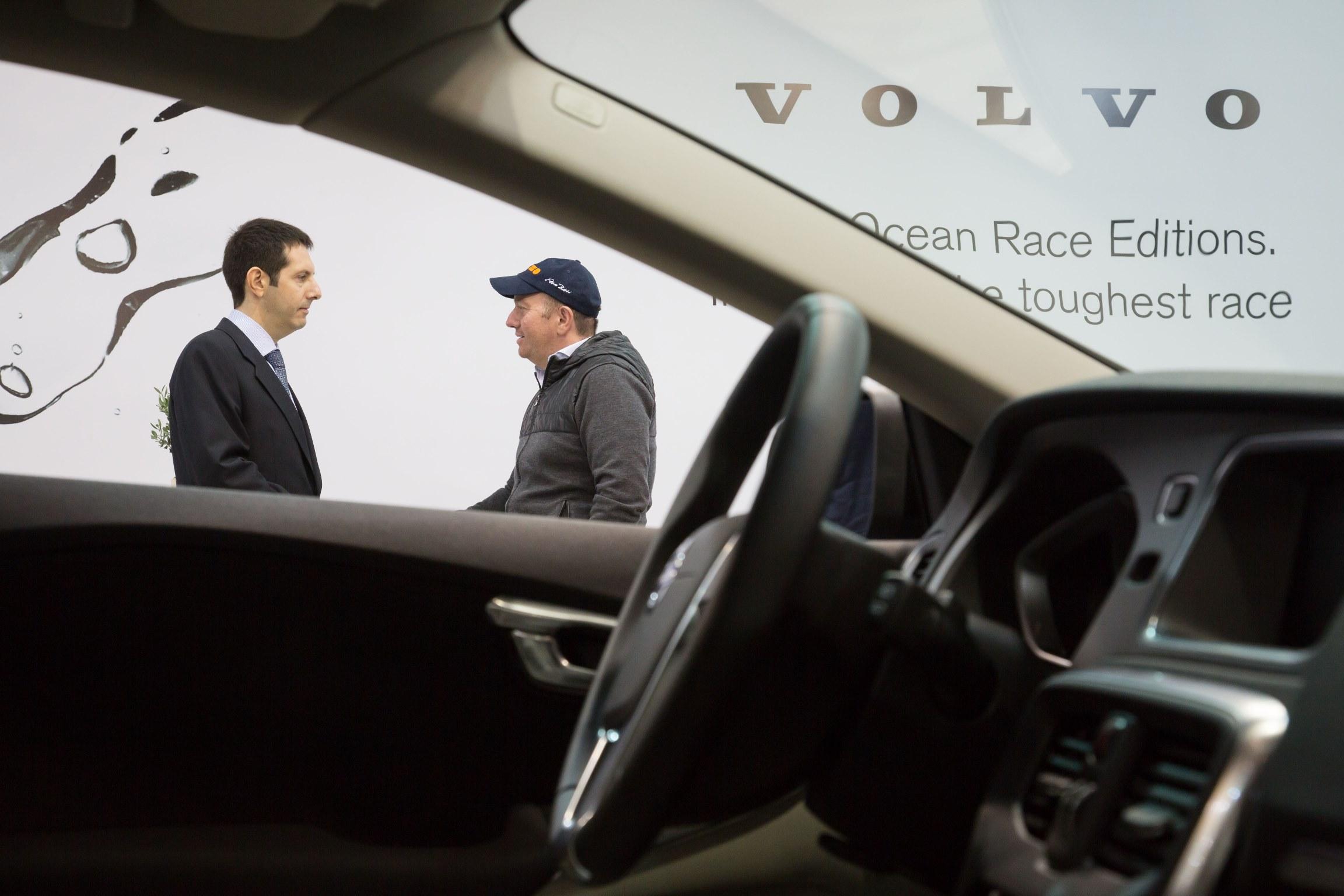 Μποτρίνι και Volvo «ένωσαν» τις δυνάμεις τους στην Αυτοκίνηση 2014