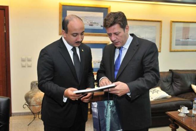 Για τη ναυτιλιακή συνεργασία Ελλάδας-Παναμά συζήτησαν οι αρμόδιοι υπουργοί