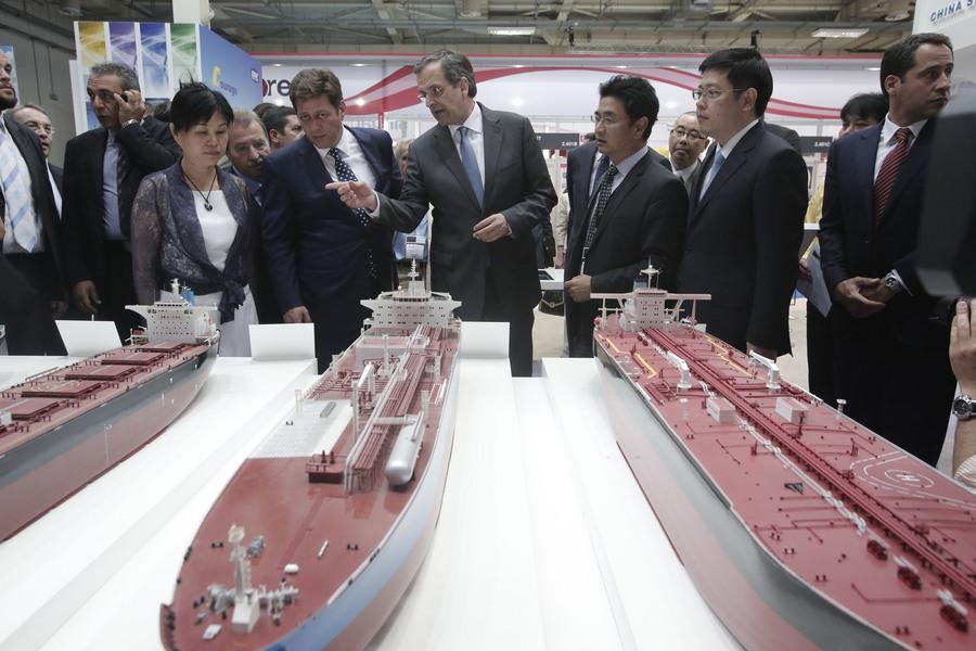 Προορισμός για τις εξαγωγές αλλά και τα πλοία Ελλήνων εφοπλιστών η Κίνα