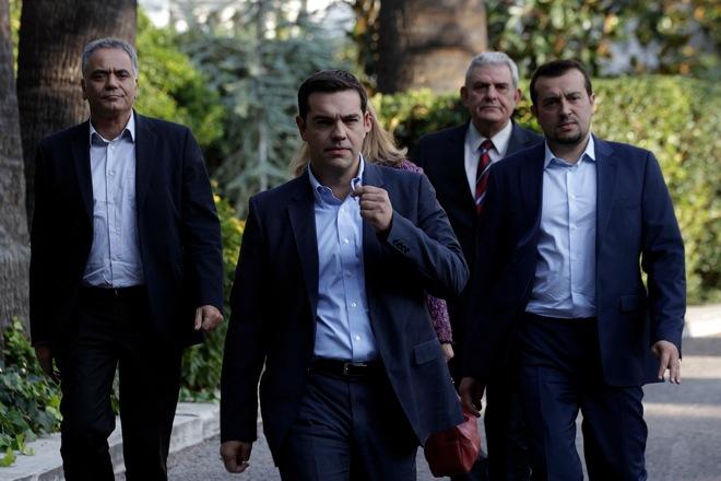 Ο ΣΥΡΙΖΑ, οι συμμαχίες, το City, το Παρίσι και ο προϋπολογισμός