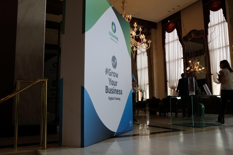 GrowYourBusiness: Ο δρόμος της ανάπτυξης περνάει από το ψηφιακό επιχειρείν
