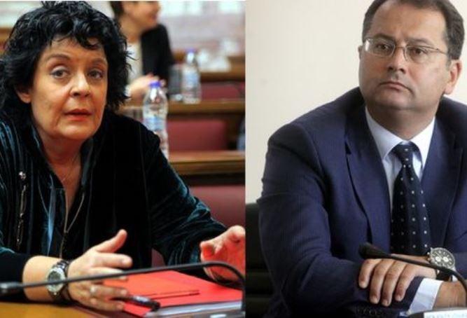 Απίστευτοι διάλογοι στη Βουλή – Παραίτηση Στύλιου ζητά ο Σαμαράς
