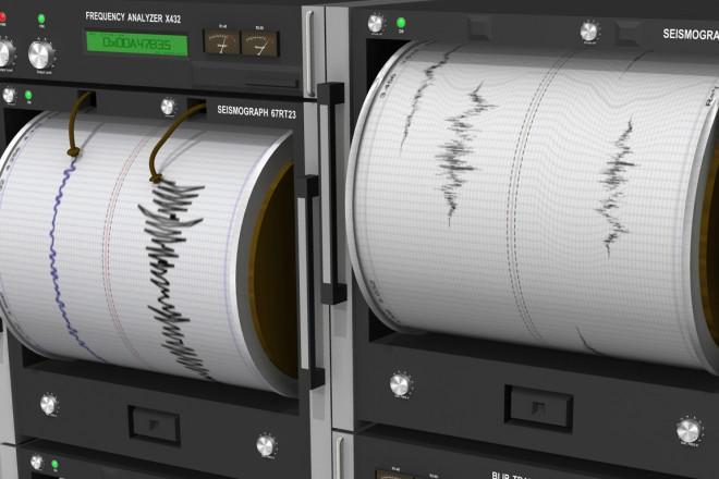 Σεισμός 4,4 βαθμών Ρίχτερ σημειώθηκε στην Ηλεία και την Αχαΐα