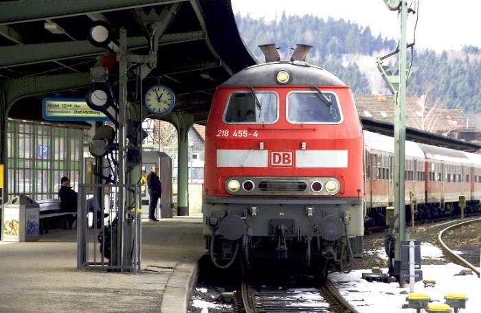 Συνεχίζουν την απεργία οι εργαζόμενοι στους σιδηροδρόμους της Γερμανίας