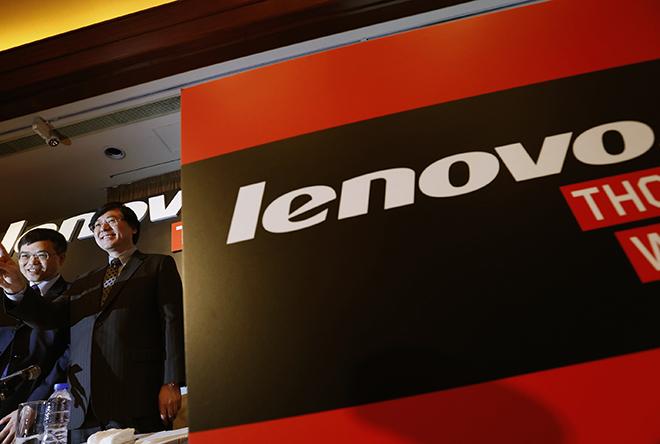 Αυξήθηκαν 20% τα καθαρά κέρδη της Lenovo