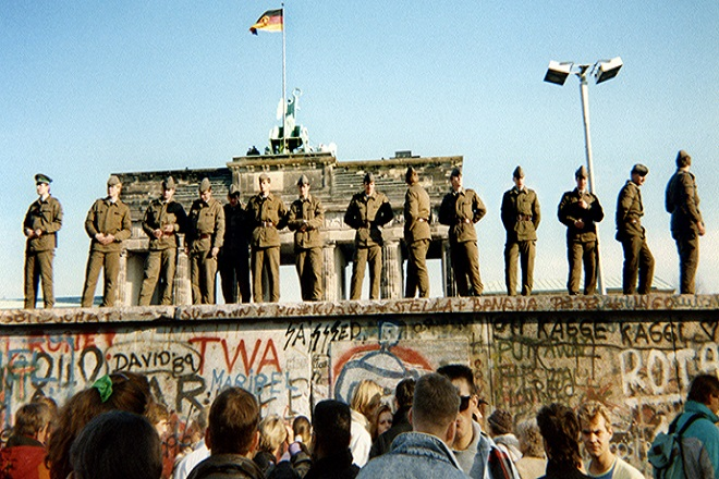Εορτασμοί για τα 25 χρόνια από την πτώση του Τείχους του Βερολίνου