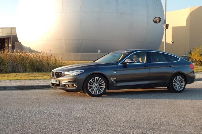 Η BMW 320D GT «γεφυρώνει» το χάσμα μεταξύ στυλ και χώρου