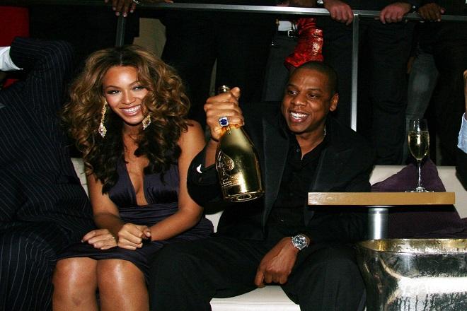 Μια «χρυσή» σαμπάνια για τον Jay Z