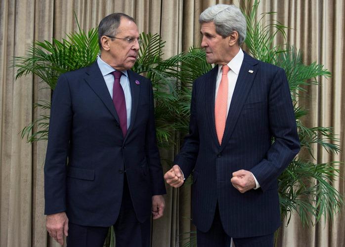 «Βήμα προς τη σωστή κατεύθυνση» η μεσολάβηση ΗΠΑ για την ουκρανική κρίση