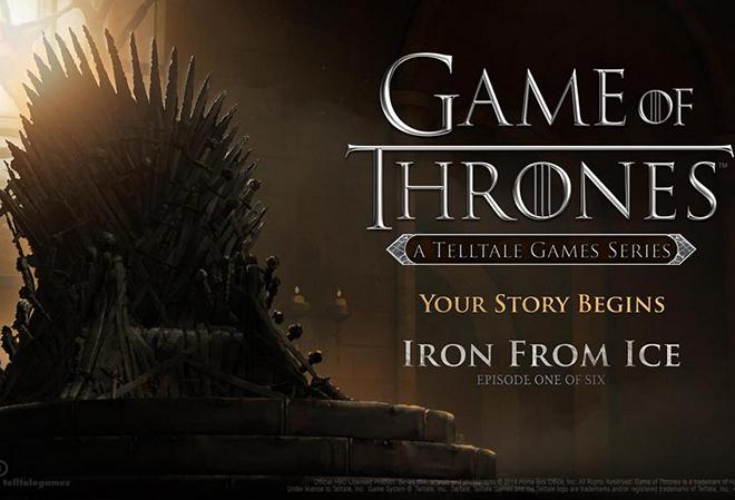 Το Game of Thrones τώρα και σε video game