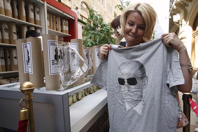 Ο Πούτιν δεν θέλει να «γίνει μπλουζάκι»
