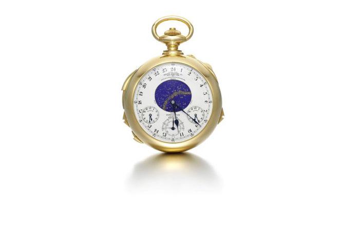 Ποιος δίνει 15,6 εκατ. δολάρια για ένα ρολόι;