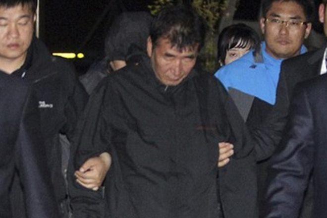 Νότια Κορέα: Ποινή 36 ετών στον καπετάνιο του μοιραίου πλοίου