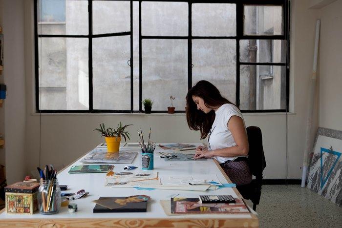 Μαρίνα Βελησιώτη - studio 401