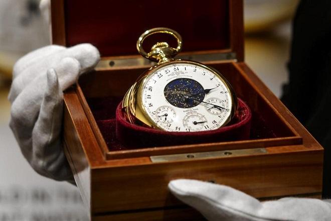 Το πιο ακριβό ρολόι τσέπης όλων των εποχών!