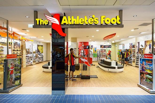 «The Athlete's Foot» σε Ελλάδα και Τουρκία από τον όμιλο Fourlis