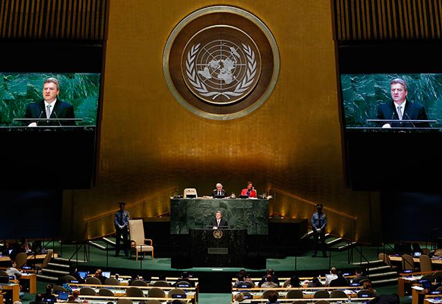 Χωρίς αποτέλεσμα η συνάντηση στον ΟΗΕ για την ονομασία της ΠΓΔΜ
